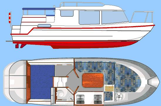 VOYAGER 780 Riss